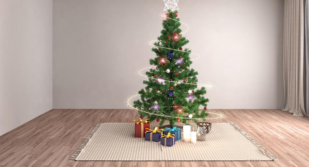 Как правильно выбрать искусственную елку, чтобы не падала и не кололась