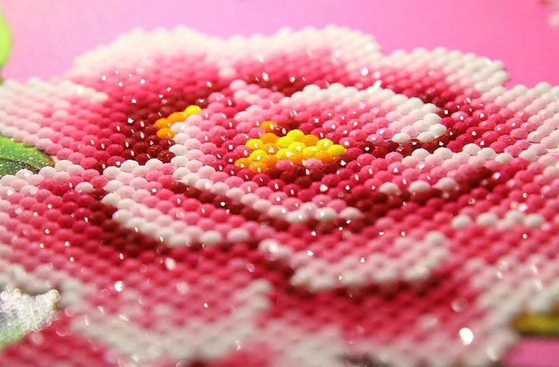 Какие стразы для алмазной вышивки лучше: круглые или квадратные