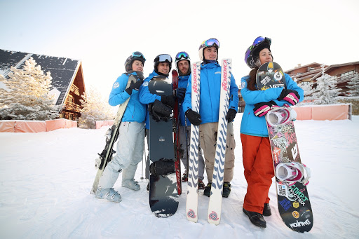 Как встать на сноуборд и избежать травм