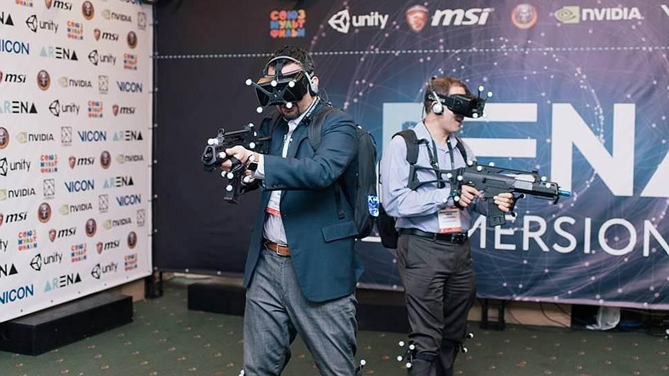 Парк виртуальной реальности: новое развлечение и обучающая площадка